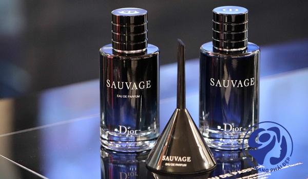 Nước hoa nam Dior Sauvage
