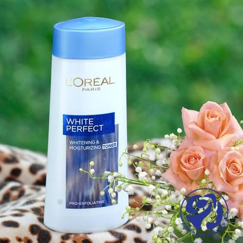 Nước hoa hồng L'Oréal có mấy loại?