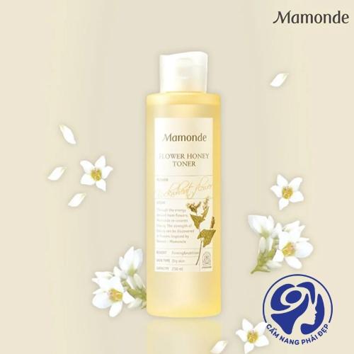 Nước hoa hồng Mamonde Chamomile Pure TonerBuckwheat Flower