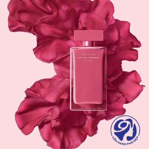 Nước hoa nữ Narciso Rodriguez Fleur Musc For Her