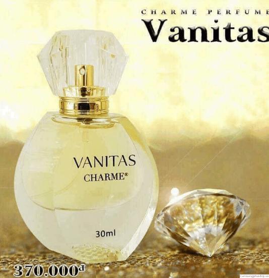 Nước hoa Charme VANITAS