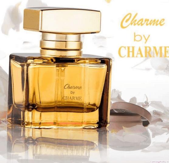 Nước hoa Charme là thương hiệu của nước nào?