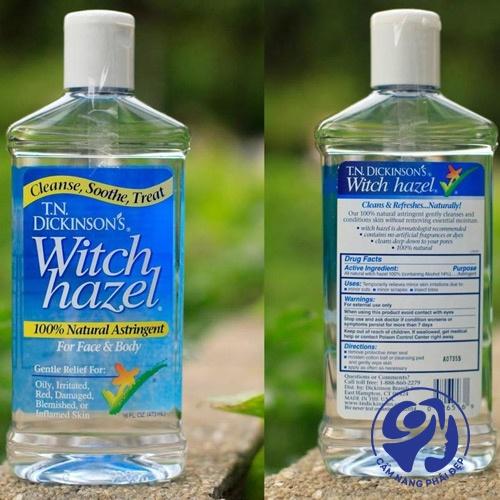Dickinson's Witch Hazel Astringent Toner