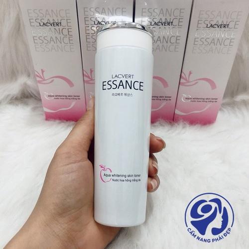 Nước hoa hồng Essance có mấy loại?