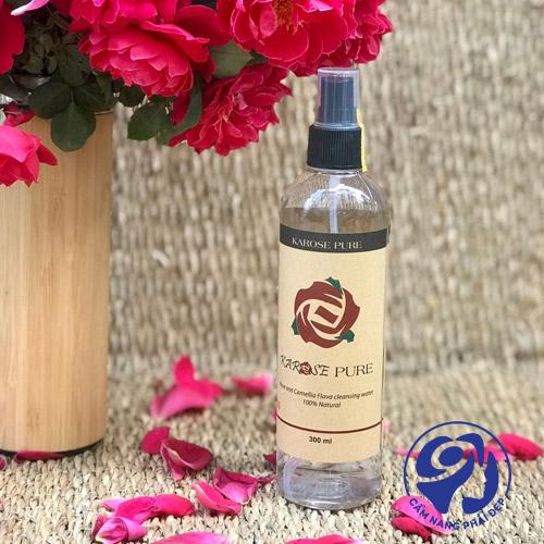 Giá Nước hoa hồng Karose