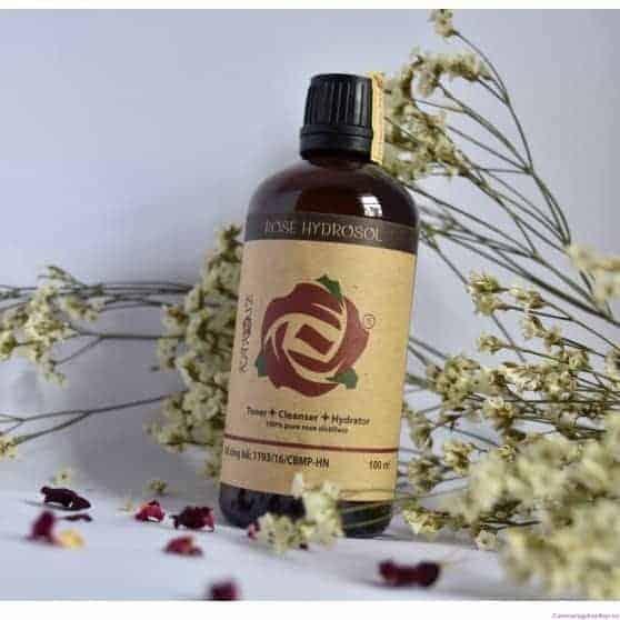 Nước hoa hồng Karose - Bật mí nhiều thông tin thú vị về sản phẩm!