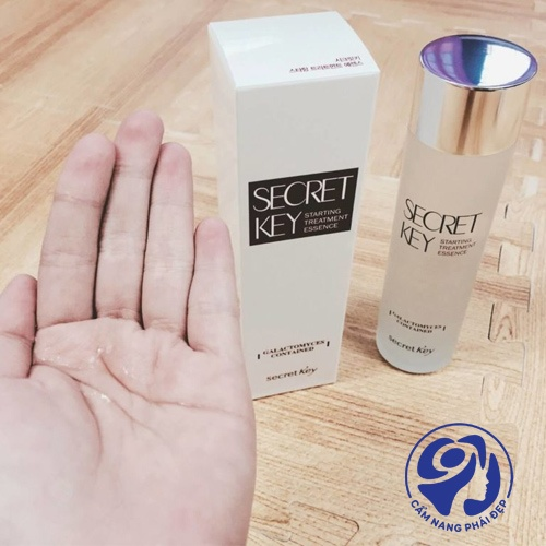Nước hoa hồng Secret Key Starting Treatment Essence