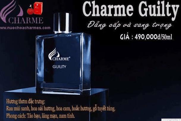 Nước hoa Charme Guilty