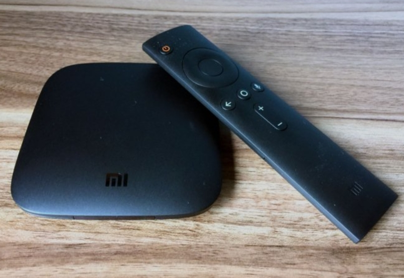 Android TV Box Xiaomi Mibox 4K Global