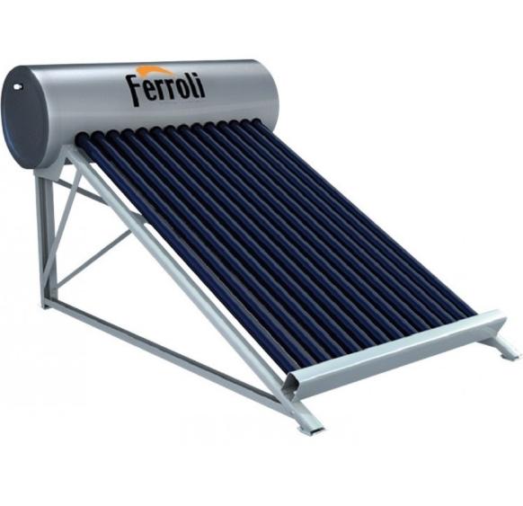 Máy nước nóng năng lượng mặt trời Ferroli có tốt không