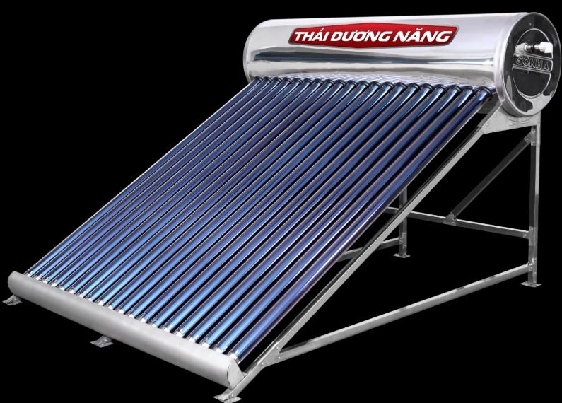 Máy nước nóng năng lượng mặt trời Sơn Hà có tốt không