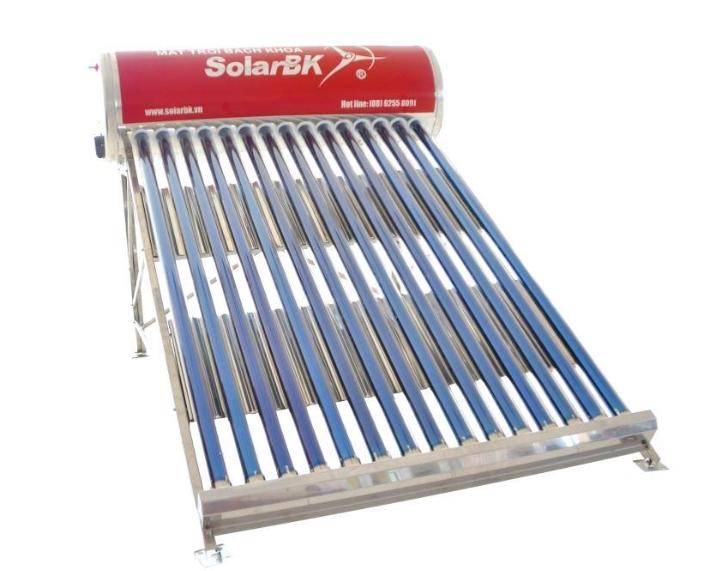 Máy nước nóng năng lượng mặt trời SolarBK có tốt không