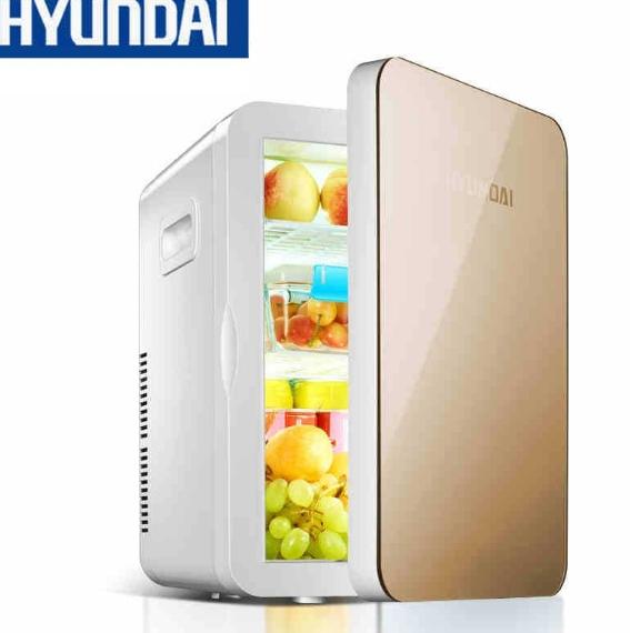 Tủ Lạnh Mini trên xe hơi Huyndai
