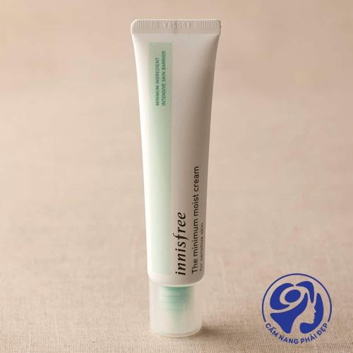 The Minimum Moist Cream For Sensitive Skin