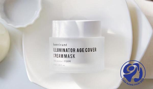 Bonvivant Illuminator Whitening Water Gel Mask