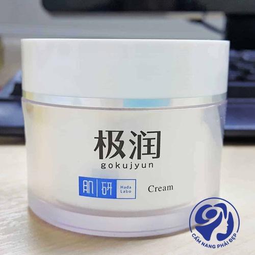 Hada Labo Goku-jyun Hyaluronic Cream
