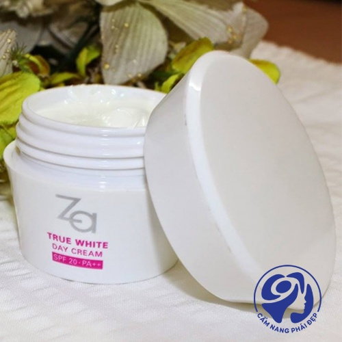 Za True White Night Cream