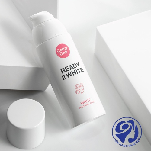 Kem dưỡng da Cathy Doll – Ready 2 White Boosting Cream