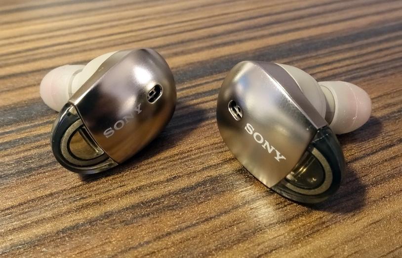 Tai Nghe Bluetooth Nhét Tai Sony Chống Ồn WF-1000X