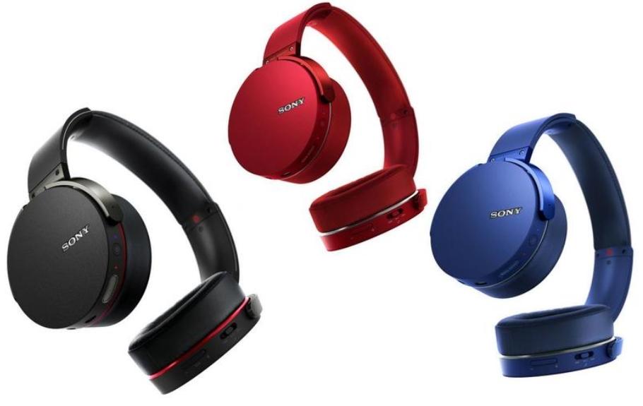 Tai nghe Sony không dây EXTRA BASS™ MDR-XB950B1