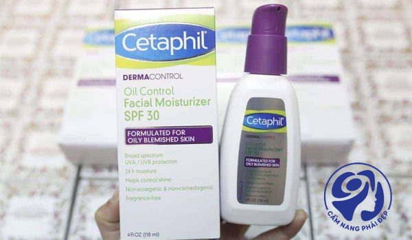 Kem dưỡng ẩm Cetaphil có tốt không?