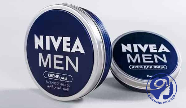 Kem dưỡng da Nivea Men 3 trong 1
