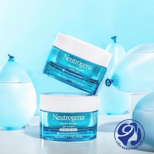 Thiết kế, thành phần, công dụng kem dưỡng ẩm Neutrogena