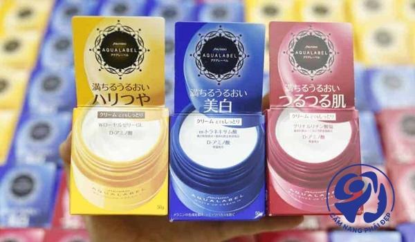 Kem dưỡng da Shiseido có tốt không?