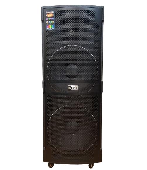 Loa kéo Best BT- 8900 2 Bass 1500W