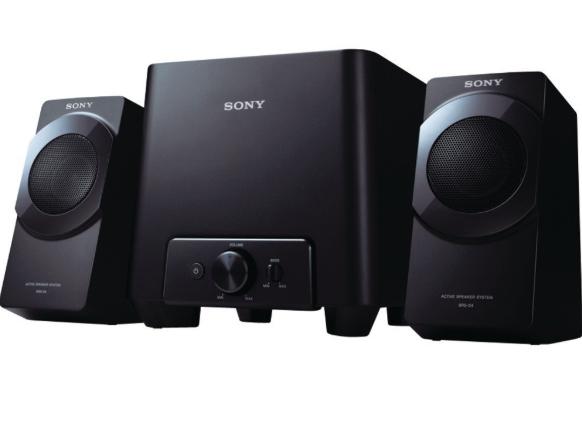 Loa vi tính Sony