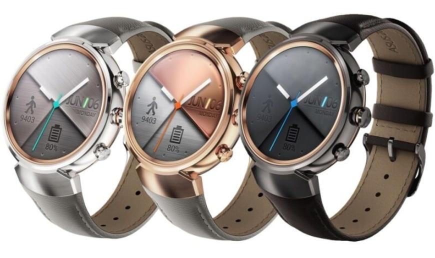 Đồng hồ thông minh Asus Zenwatch 3