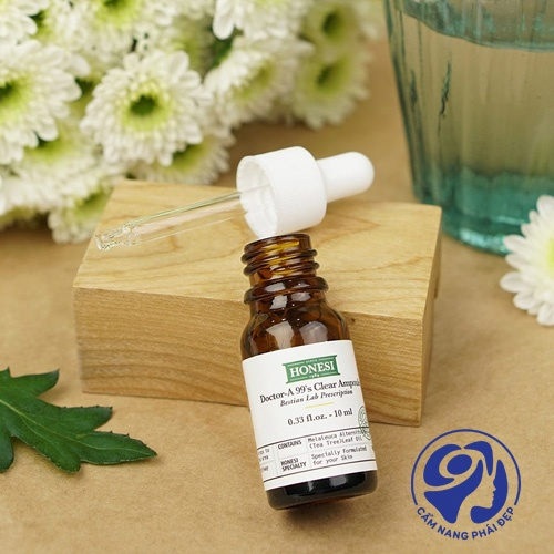 Doctor-A 99's Clear Ampoule