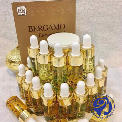 Bergamo Luxury Gold Caviar