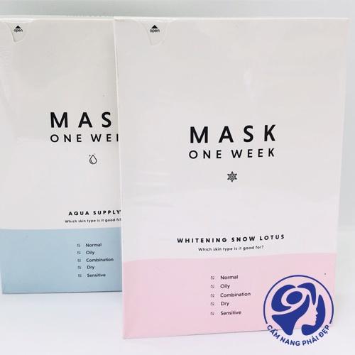 20 Day Skin Mask