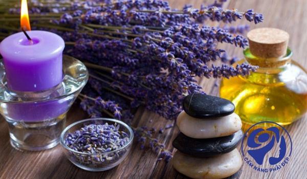 Tinh dầu hoa oải hương