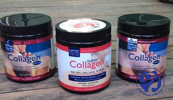NeoCell Super Collagen Powder 6600mg type 1&3