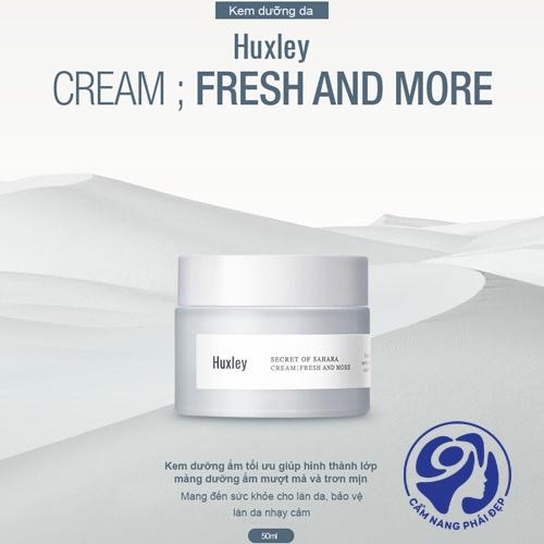 Huxley Secret Of Sahara Cream Anti Gravity