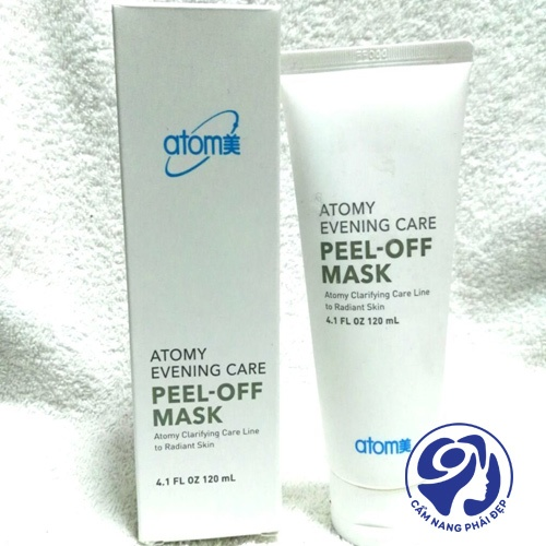 Evening Care Peel Off Mask