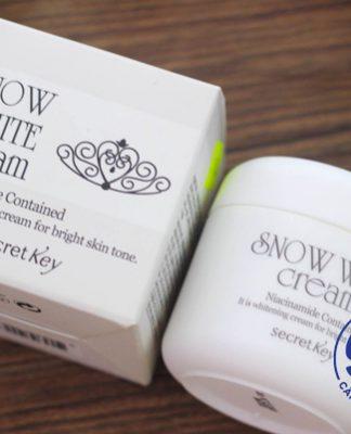 Kem Dưỡng Trắng Da Snow White Cream - Click Để Hiểu Rõ Về Sản Phẩm