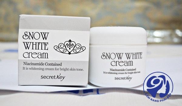 Snow White Cream