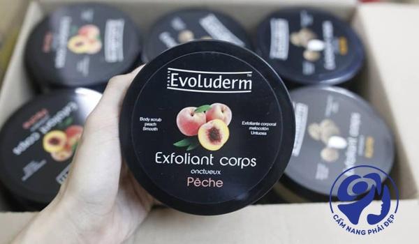 Evoluderm Exfoliant Corps