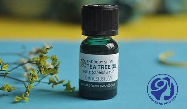 Ưu và nhược điểm của Tea Tree Oil