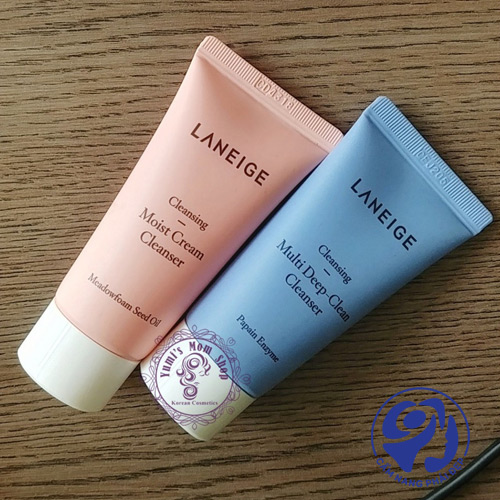Laneige Miniature Moist Cream Cleanser