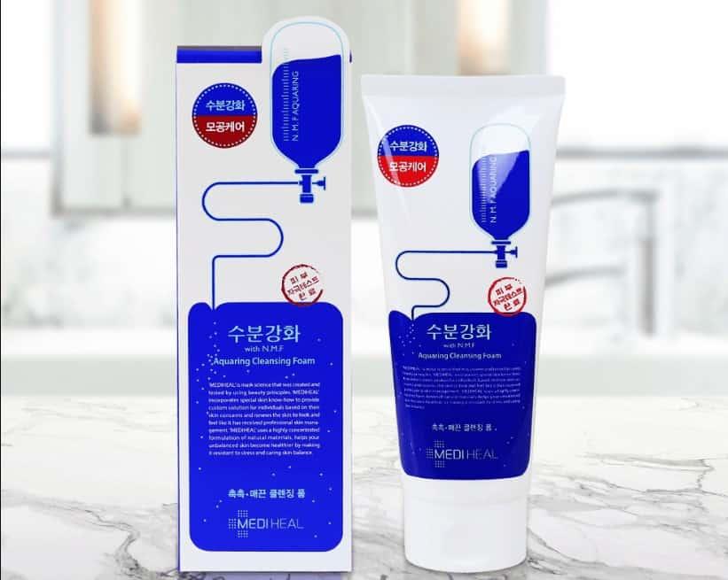 Mediheal N.M.F Aquaring Cleansing Foam