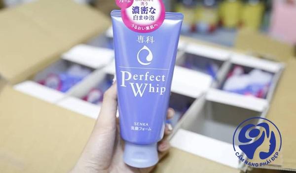 Shiseido Senka Perfect Whip