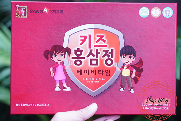 Hồng sâm sanga Hàn Quốc11