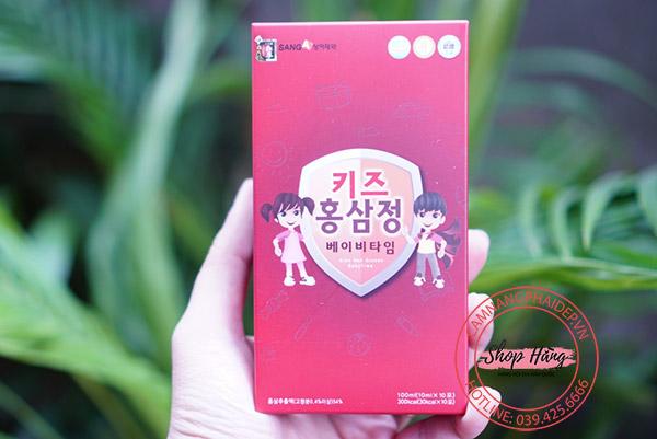 Hồng sâm sanga Hàn Quốc8