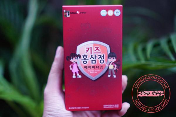Hồng sâm sanga Hàn Quốc15