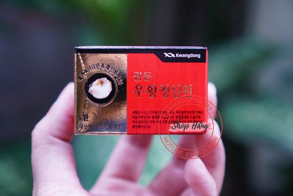 An cung ngưu hoàn tổ kén kwangdong chính hãng4