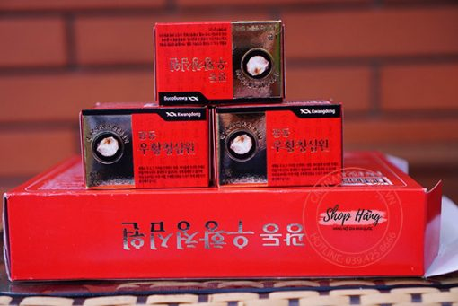 An cung ngưu hoàn tổ kén kwangdong chính hãng3